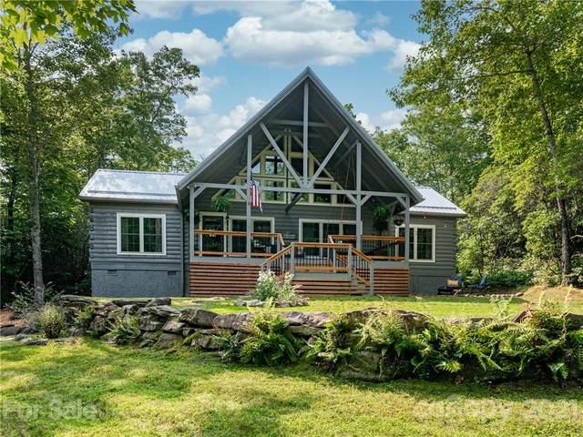35 Longview Ridge Road, Lake Toxaway, NC 28747 (#3766189) :: Keller Williams Professionals