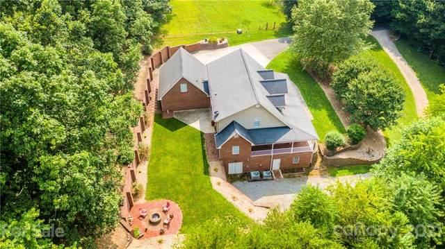 4542 Hickory Nut Ridge Road, Granite Falls, NC 28630 (#3766192) :: Stephen Cooley Real Estate Group