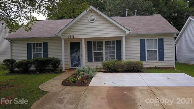 5913 Hamilton Oaks Drive, Charlotte, NC 28216 (#3766196) :: DK Professionals