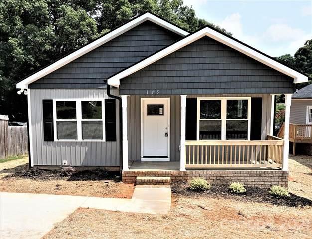 145 James Street, Kannapolis, NC 28083 (#3766217) :: Austin Barnett Realty, LLC