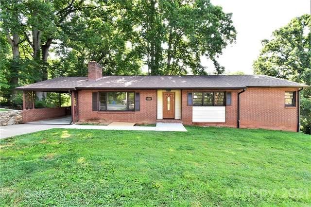 670 Mountain View Road, Mars Hill, NC 28754 (#3766300) :: Homes Charlotte