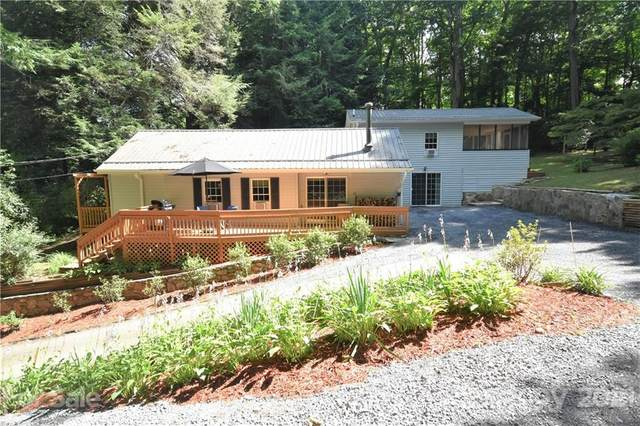 43 Charles Wesley Road, Waynesville, NC 28786 (#3766303) :: NC Mountain Brokers, LLC