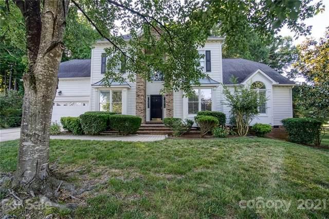 5027 Old Fox Trail #7, Charlotte, NC 28269 (#3766321) :: DK Professionals