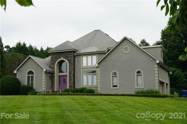 208 Blueberry Hill Drive, Statesville, NC 28625 (#3766346) :: Johnson Property Group - Keller Williams