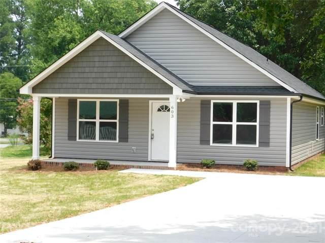 603 Norland Avenue, Kannapolis, NC 28081 (#3766389) :: Exit Realty Elite Properties