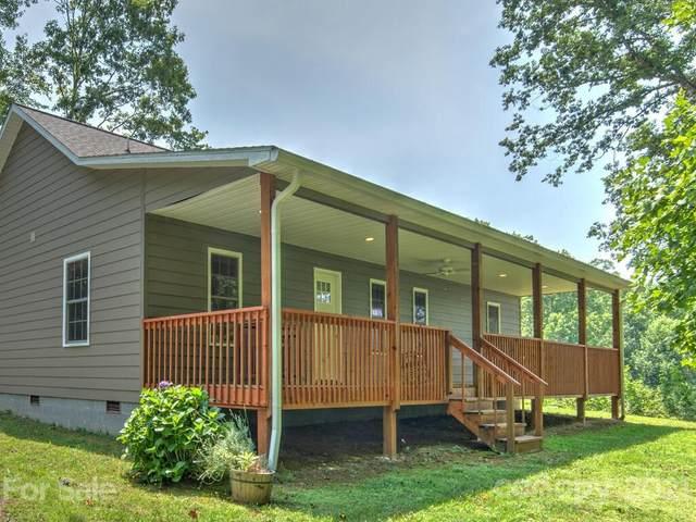 44 Echo Ridge Road, Whittier, NC 28789 (#3766401) :: Home and Key Realty