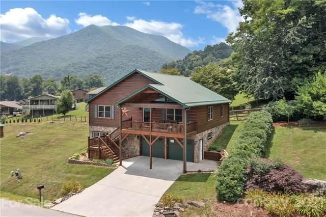 419 Panoramic Loop, Maggie Valley, NC 28751 (#3766411) :: Love Real Estate NC/SC