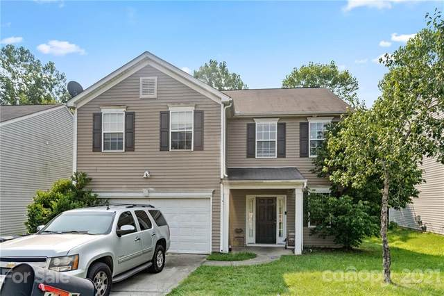 1405 Jordans Pond Lane #155, Charlotte, NC 28214 (#3766498) :: Burton Real Estate Group