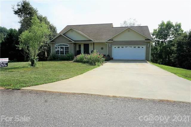 71 Double Brook Drive, Weaverville, NC 28787 (#3766532) :: High Vistas Realty