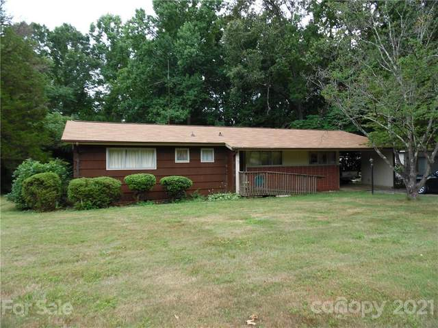 3403 E Nc 10 Highway, Claremont, NC 28610 (#3766560) :: Hansley Realty