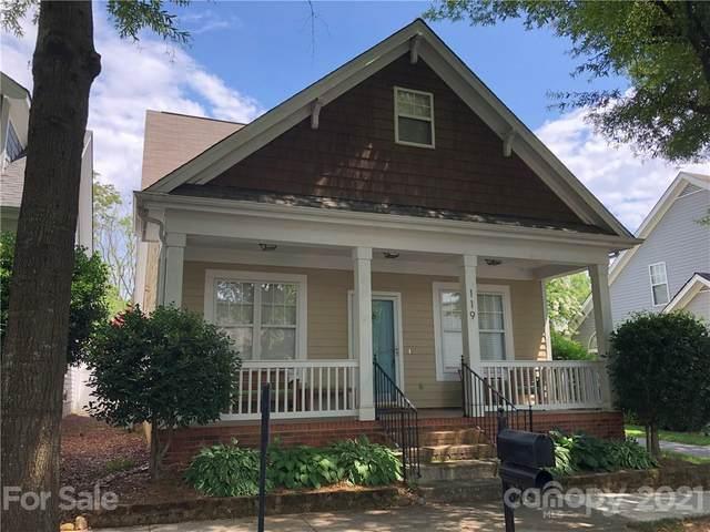 119 Park Forest Street, Davidson, NC 28036 (#3766561) :: Keller Williams Realty Lake Norman Cornelius