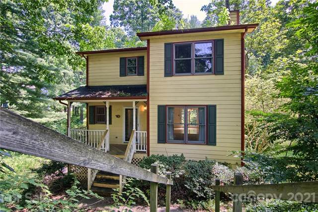 15 Simpson Hollow Road, Asheville, NC 28803 (#3766606) :: Homes Charlotte