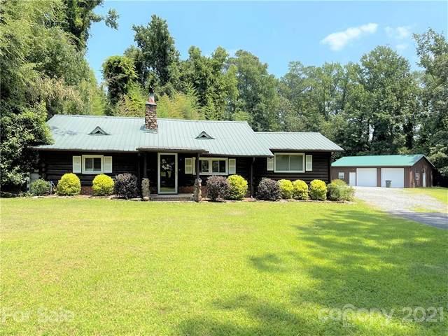 1115 Morven Road, Wadesboro, NC 28170 (#3766692) :: High Vistas Realty