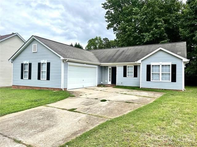 4410 Craven Hill Drive, Charlotte, NC 28216 (#3766693) :: MartinGroup Properties