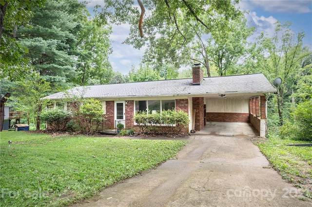 34 Wendover Road, Asheville, NC 28806 (#3766765) :: Besecker Homes Team