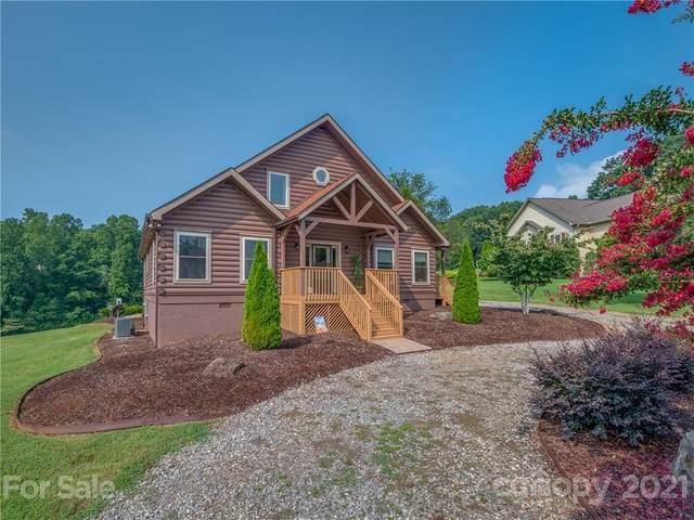 200 Knoll Court, Lake Lure, NC 28746 (#3766768) :: Carver Pressley, REALTORS®