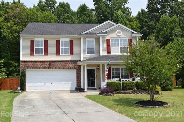 1408 Cold Creek Place, Huntersville, NC 28078 (#3766769) :: Hansley Realty