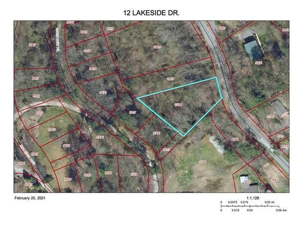 12 Lakeside Drive, Asheville, NC 28806 (#3766788) :: Keller Williams Professionals