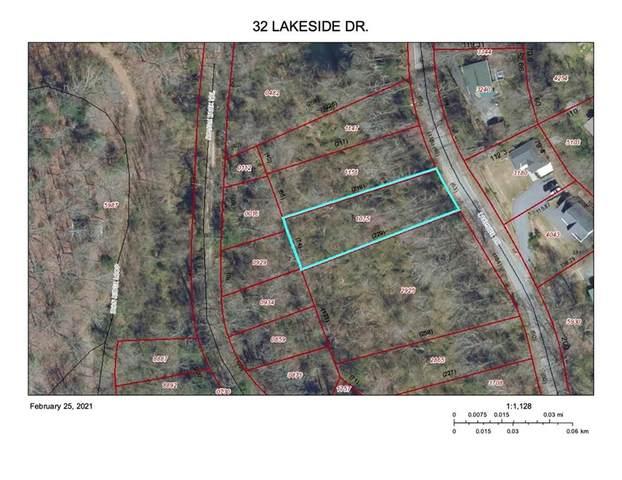 32 Lakeside Drive, Asheville, NC 28806 (#3766792) :: Keller Williams Professionals