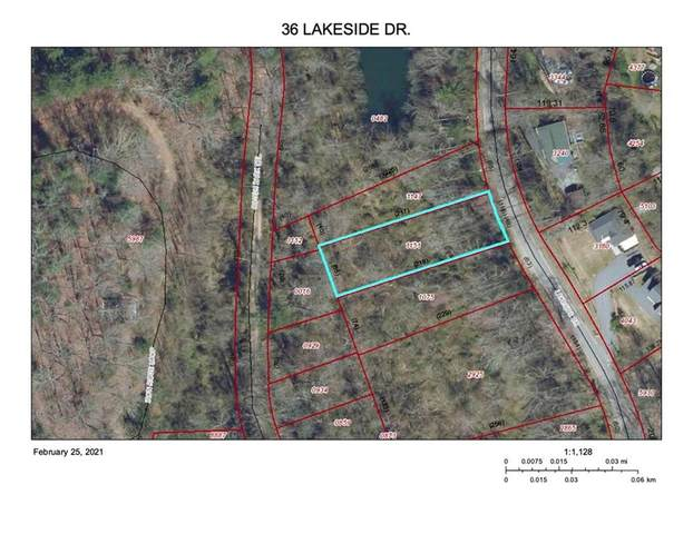 36 Lakeside Drive, Asheville, NC 28806 (#3766793) :: Keller Williams Realty Lake Norman Cornelius