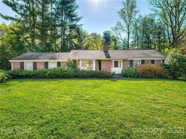 112 Hawthorn Drive, Hendersonville, NC 28791 (#3766795) :: Mossy Oak Properties Land and Luxury