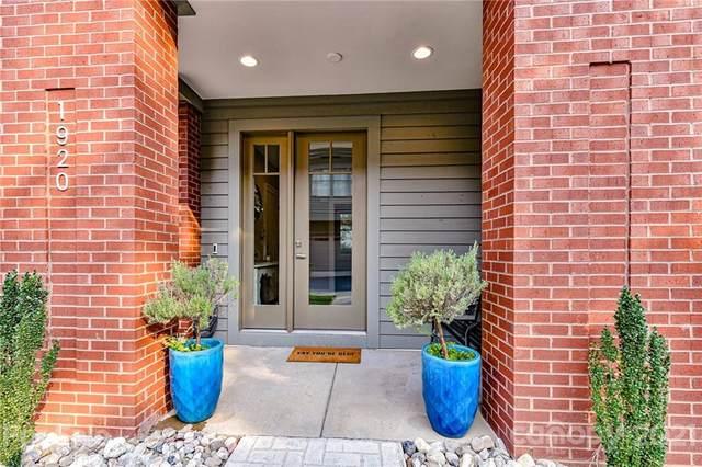 1920 Euclid Avenue, Charlotte, NC 28203 (#3766808) :: MartinGroup Properties