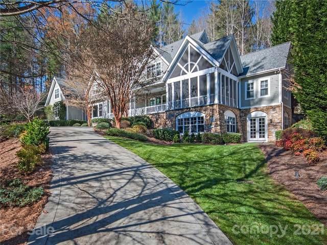 12 Cedar Hill Drive, Biltmore Forest, NC 28803 (#3766816) :: Rowena Patton's All-Star Powerhouse