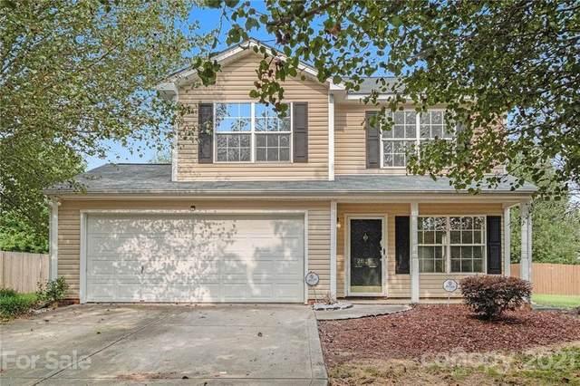 2819 Rosemeade Drive, Monroe, NC 28110 (#3766845) :: Stephen Cooley Real Estate Group