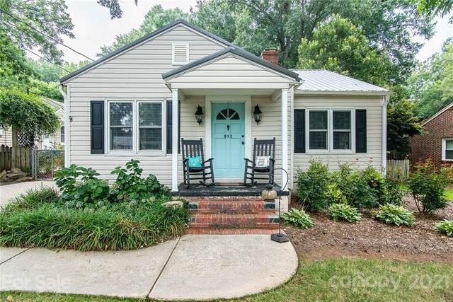 930 Beverly Drive #9, Rock Hill, SC 29730 (#3766865) :: Lake Wylie Realty