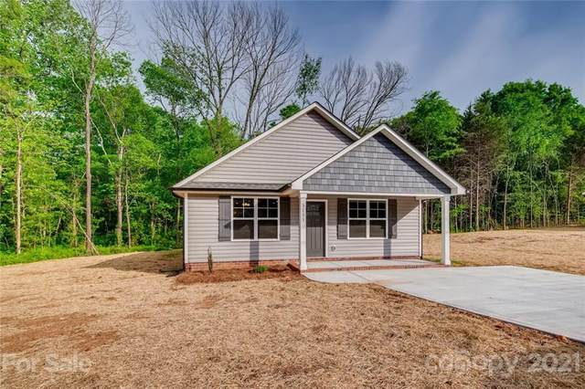 lot 1 Kenly Street, Salisbury, NC 28144 (#3766872) :: Stephen Cooley Real Estate Group