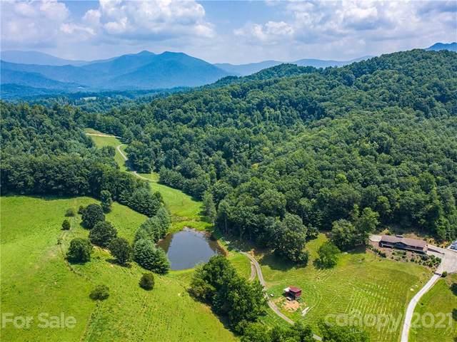 1590 Nc Highway 226, Bakersville, NC 28705 (#3766887) :: High Vistas Realty