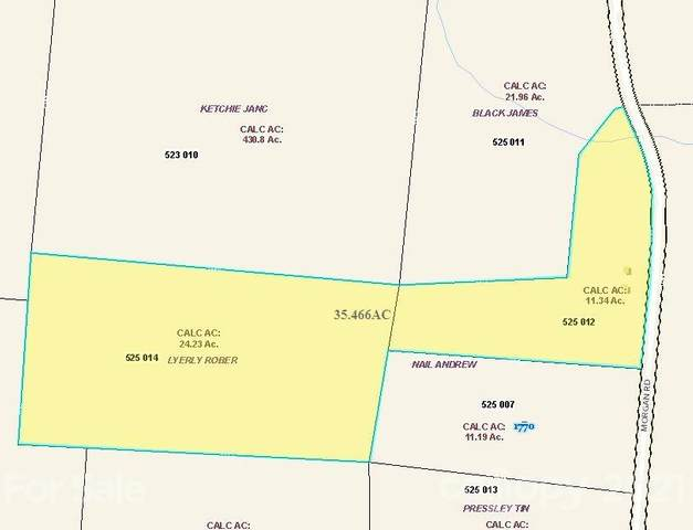 00 Morgan Road, Gold Hill, NC 28071 (#3766898) :: Lake Wylie Realty
