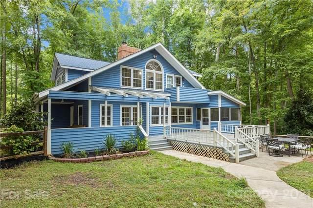 6125 Indian Brook Drive, Matthews, NC 28104 (#3767010) :: MartinGroup Properties