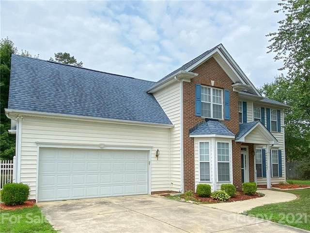 3911 Lincoln Court #26, Indian Trail, NC 28079 (#3767032) :: Keller Williams Realty Lake Norman Cornelius