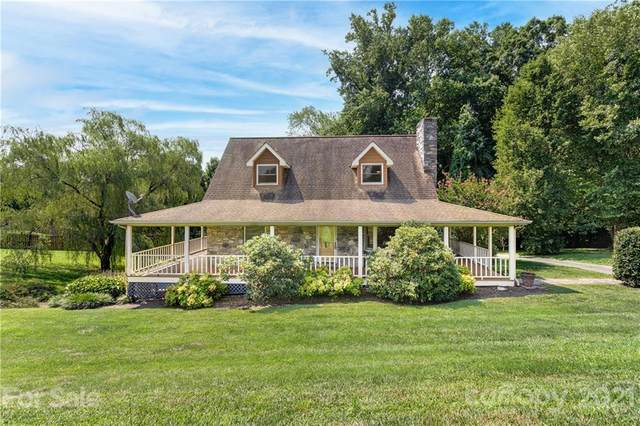 112 Canaan Drive, Candler, NC 28715 (#3767058) :: MOVE Asheville Realty