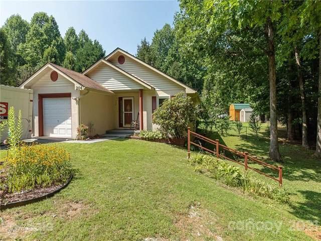 204 Cinnamon Way, Flat Rock, NC 28731 (#3767079) :: MartinGroup Properties