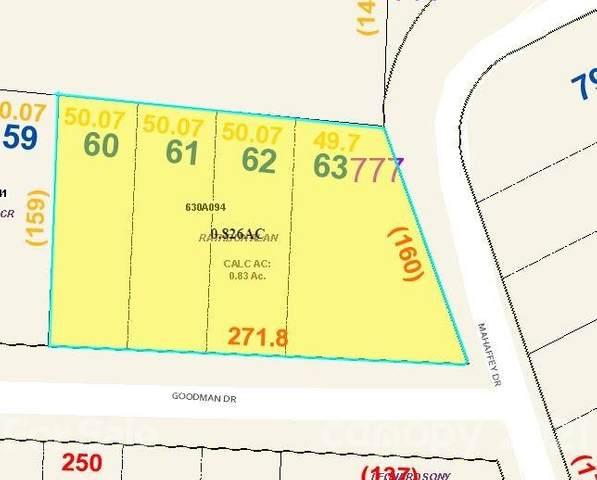 00 Goodman Drive, Salisbury, NC 28146 (#3767149) :: Exit Realty Elite Properties