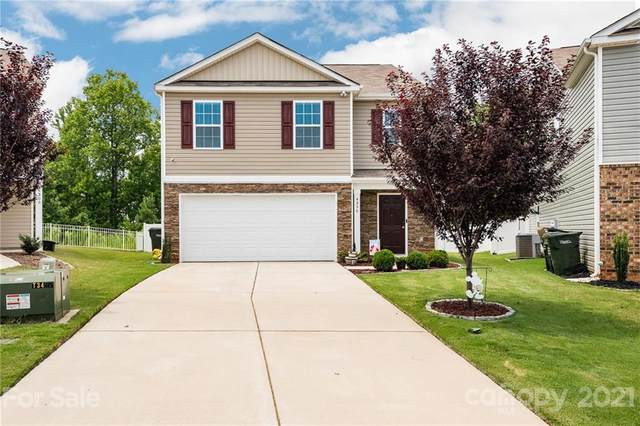 4296 Long Arrow Street, Concord, NC 28025 (#3767181) :: Home and Key Realty