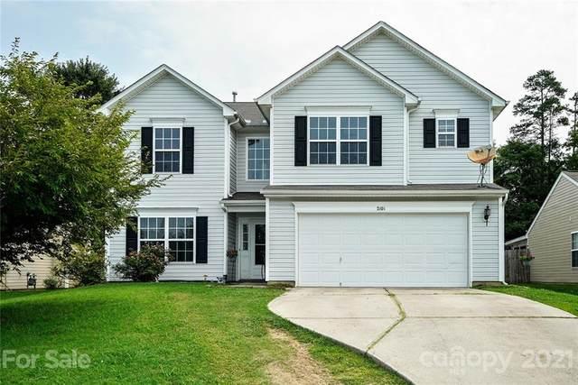 2101 Clear Brooke Drive, Kannapolis, NC 28083 (#3767199) :: Cloninger Properties