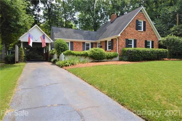 4333 Pemberton Drive, Charlotte, NC 28210 (#3767219) :: Stephen Cooley Real Estate Group