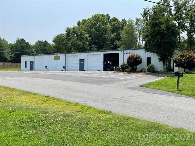 6253 Mooresville Road, Kannapolis, NC 28081 (#3767273) :: MartinGroup Properties