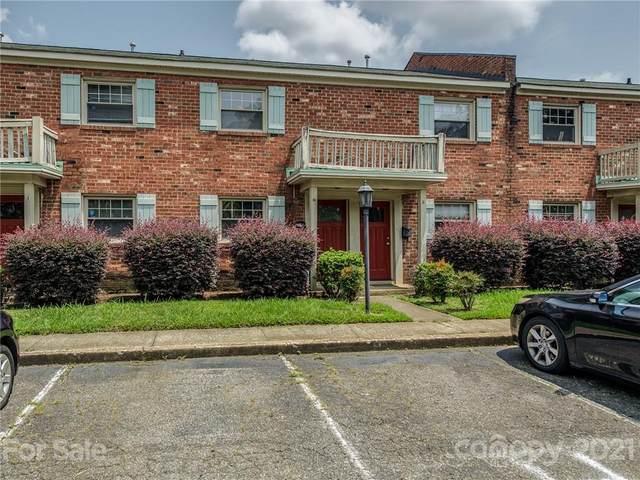 1201 Green Oaks Lane H, Charlotte, NC 28205 (#3767277) :: Keller Williams Realty Lake Norman Cornelius