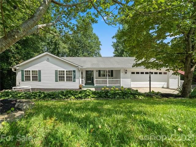 106 Red Cedar Drive, Hendersonville, NC 28792 (#3767282) :: MartinGroup Properties