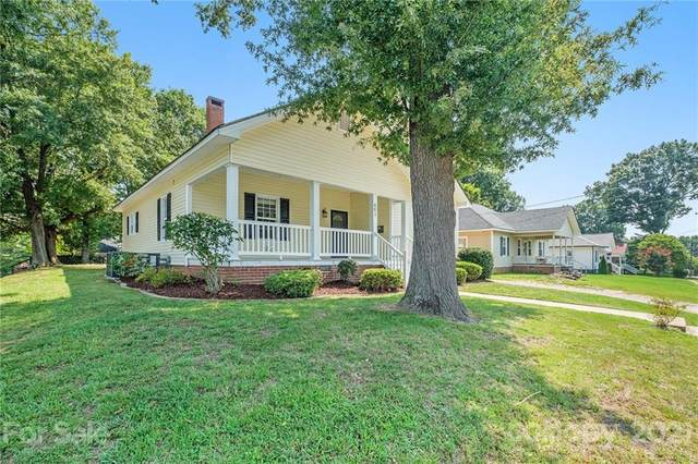 401 E 3rd Street, Kannapolis, NC 28083 (#3767312) :: Besecker Homes Team
