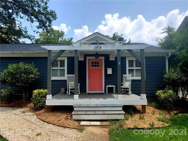 2818 Holt Street, Charlotte, NC 28205 (#3767350) :: Keller Williams Realty Lake Norman Cornelius