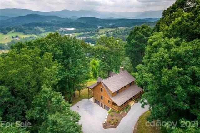 451 Morrow Mountain Road, Waynesville, NC 28785 (#3767354) :: High Vistas Realty