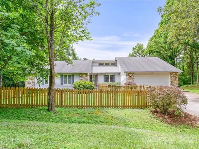 19 Nichols Hill Drive, Asheville, NC 28804 (MLS #3767358) :: RE/MAX Journey