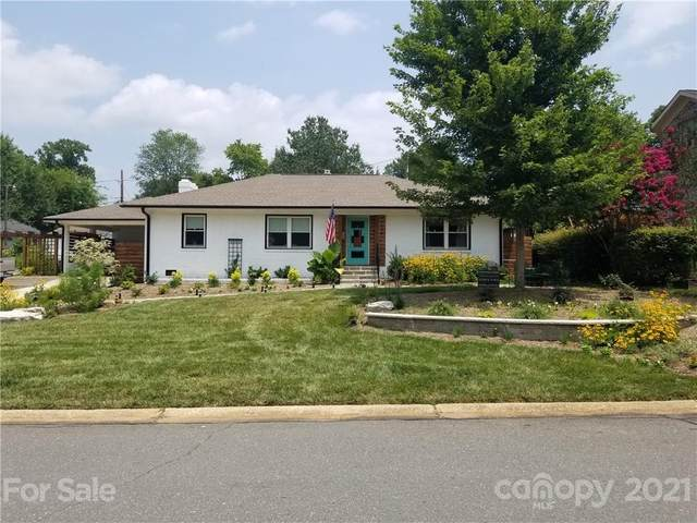 1129 Bevis Drive, Charlotte, NC 28209 (#3767379) :: Stephen Cooley Real Estate Group