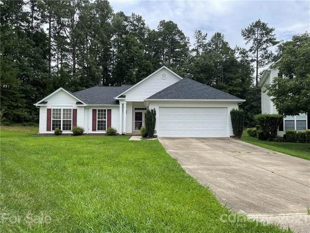 9808 Sandman Lane, Charlotte, NC 28216 (#3767386) :: Cloninger Properties