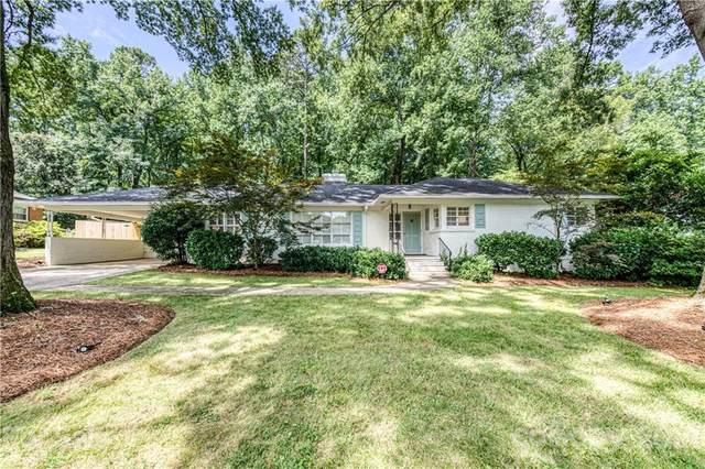 5162 Lincrest Place, Charlotte, NC 28211 (#3767405) :: Willow Oak, REALTORS®